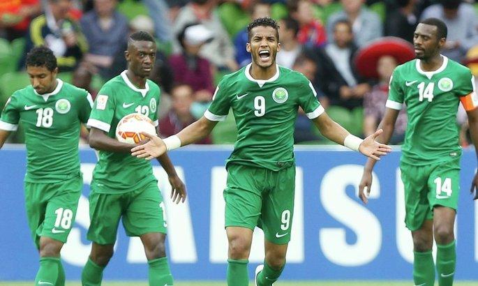 Футболисты сборной Саудовской Аравии получат по 1,1 млн евро за выход на ЧМ-2018