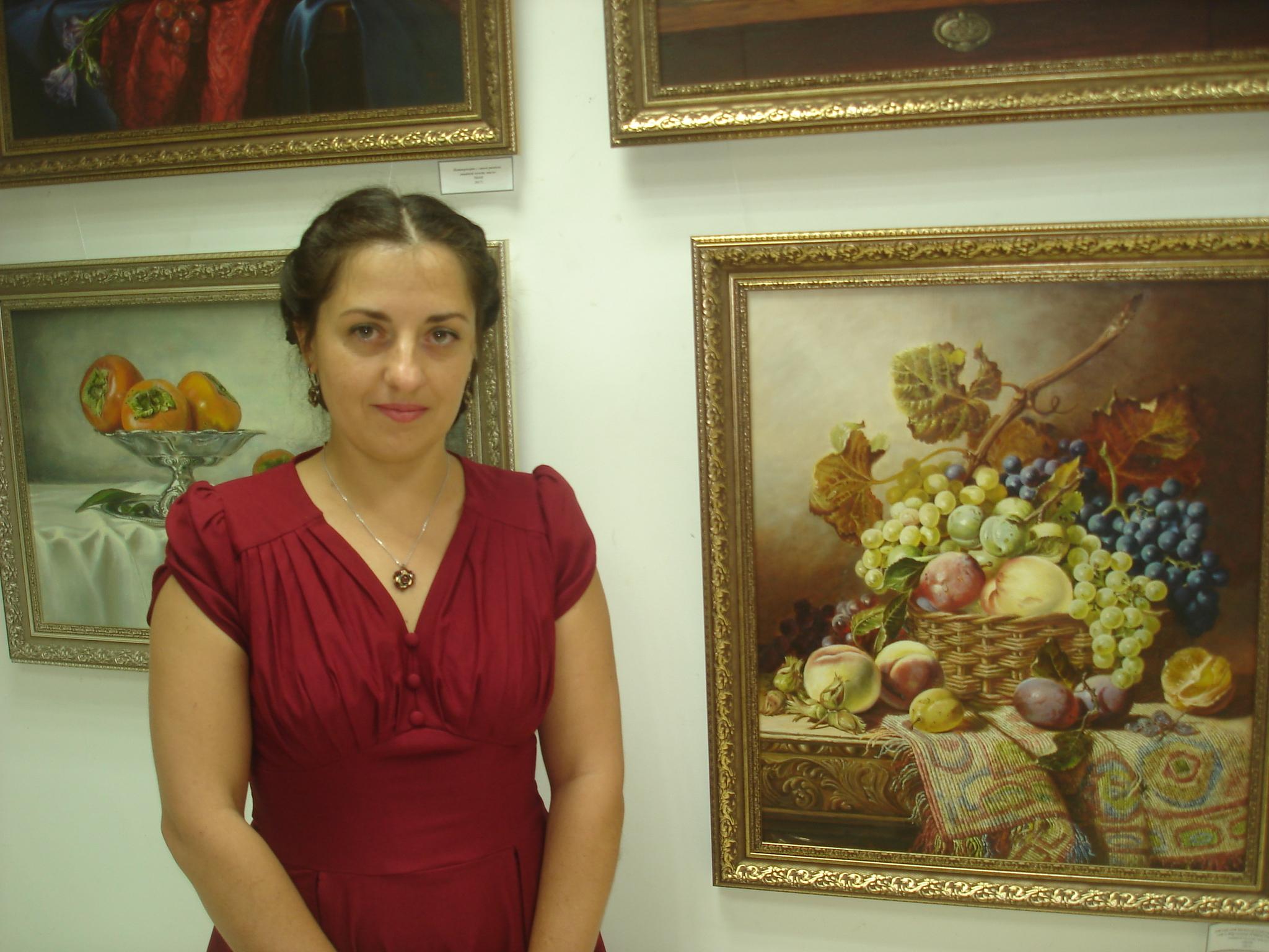 Атлас голландской живописи. Первая персональная выставка Татьяны Лазурко «Гармония души»