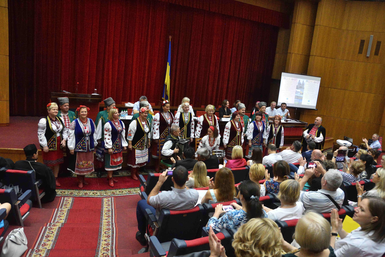В Запорожье прошла международная научная конференция   при участии священников разных конфессий