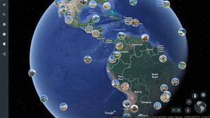 В Google Earth тепер можно смотреть на мир через снимки людей