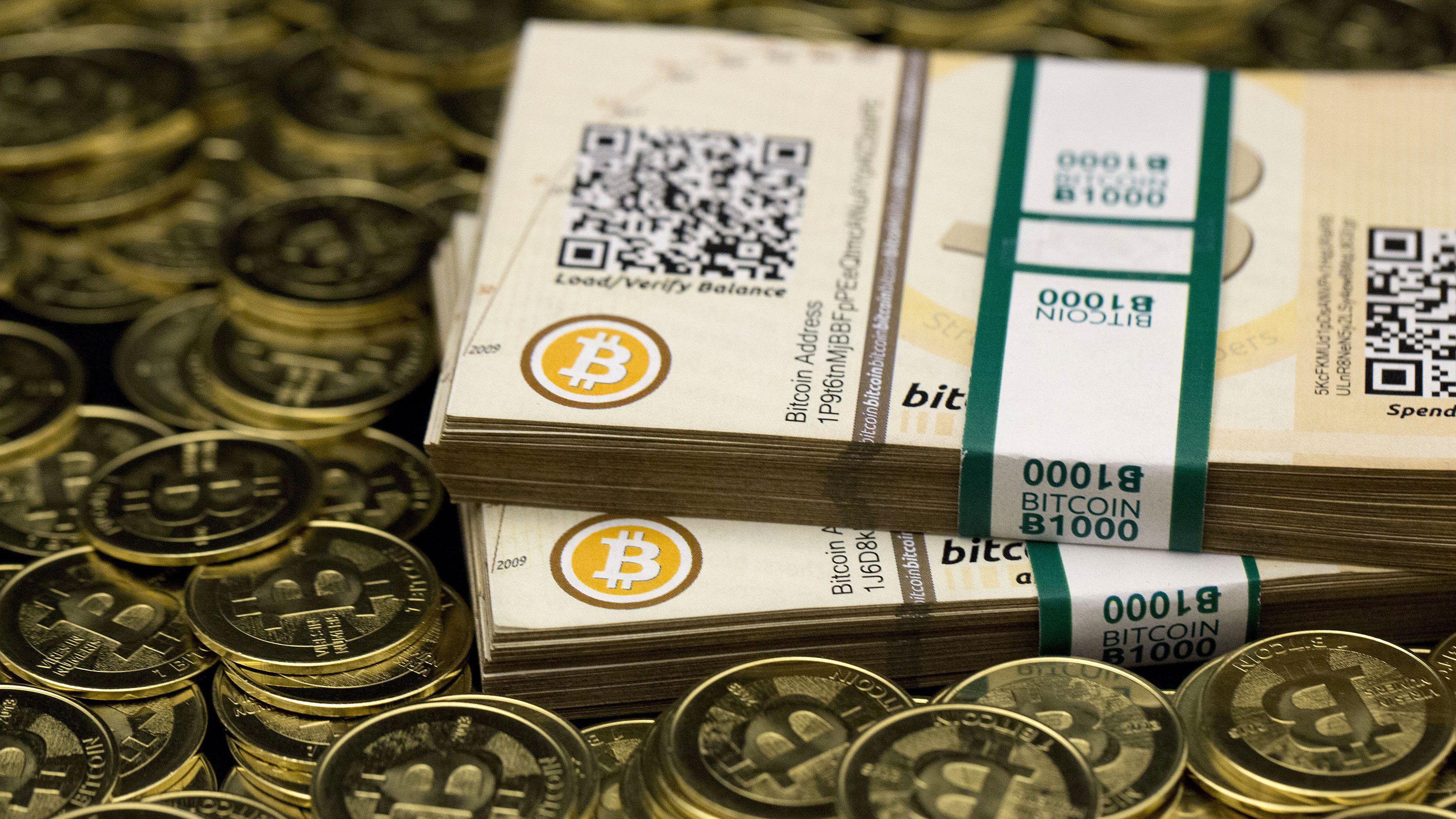 НБУ не будет признавать Bitcoin платежным средством
