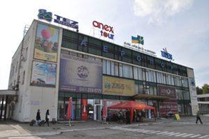 Кабмин одобрил строительство нового пассажирского терминала в запорожском аэропорту