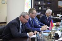 Федерация работодателей Украины знакомится с экономическим потенциалом области
