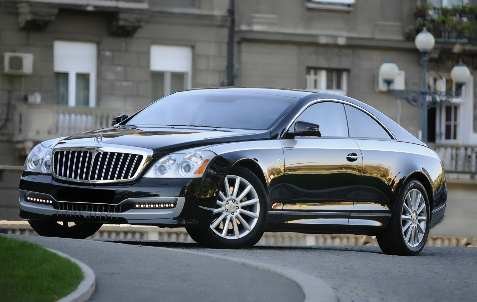 Жена министра заказала Maybach Coupe почти за 3 млн евро?