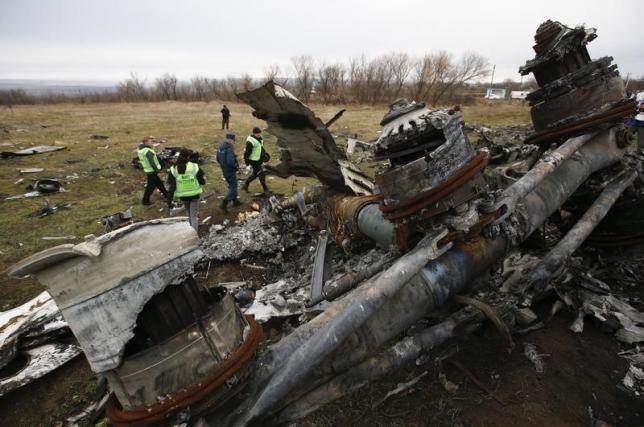 MH17: Украина и еще 4 страны договорились о преследовании виновных в катастрофе