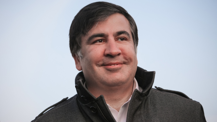 Саакашвили удалось пройти на территорию Украины