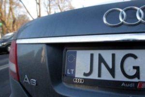 Количество авто с иностранными номерами в Украине приближается к 500 тысячам