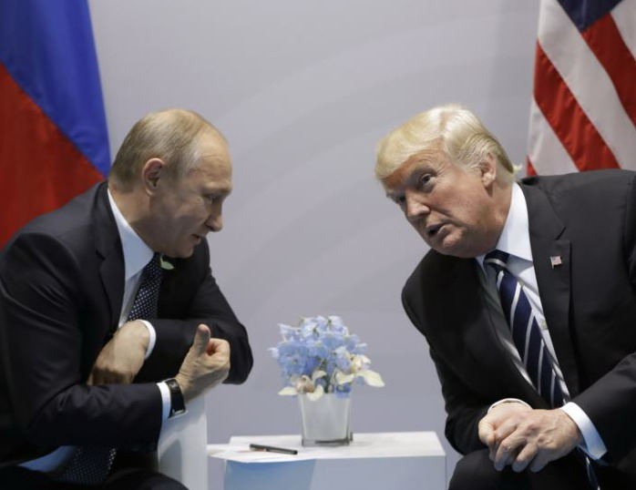 СМИ: Кремль предлагал Трампу план нормализации отношений между РФ и США