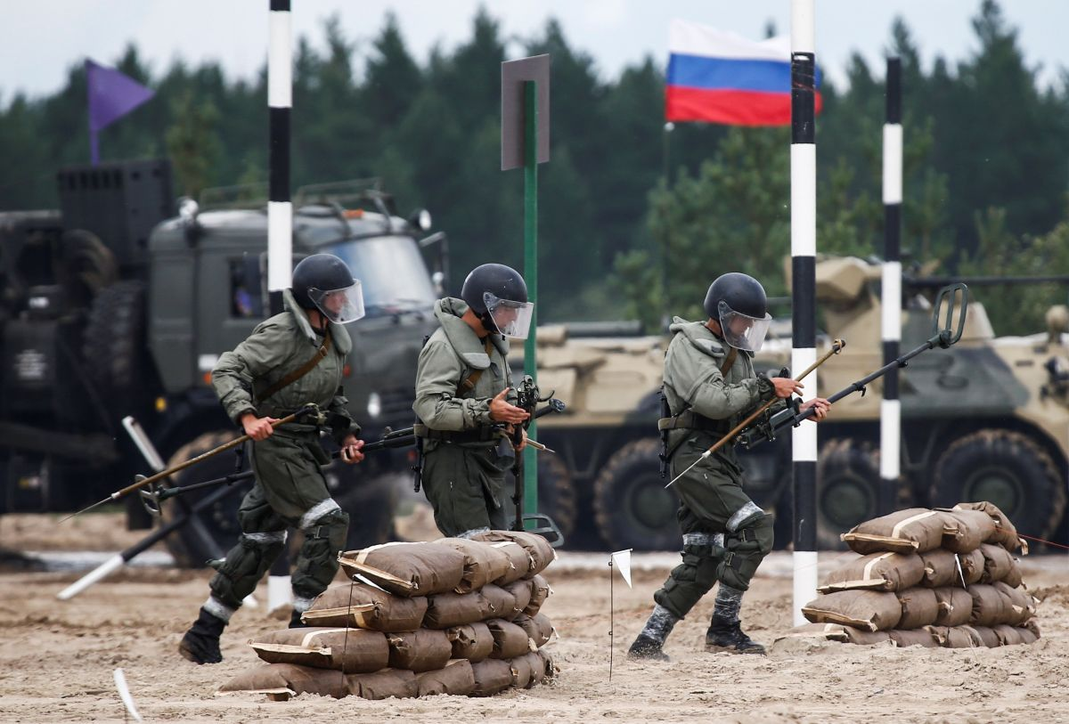 В США издали пособие на случай войны с Россией