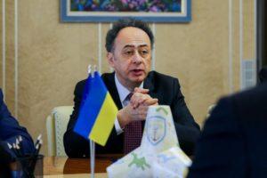 ЕС не желает обсуждать тему членства Украины