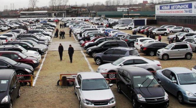 В Украине значительно выросли продажи подержанных авто
