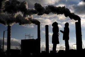 «В Украине наблюдается тенденция к увеличению вредных выбросов в атмосферный воздух»