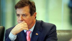 Манафорта и его делового партнера обвинили по 12 статьям