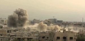 В Сирии зафиксировали еще один случай использования химического оружия