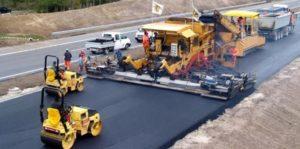 Китайские компании будут ремонтировать дороги в Украине
