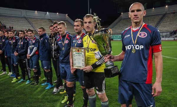 В Запорожье состоялся финальный матч на «Кубок мэра»