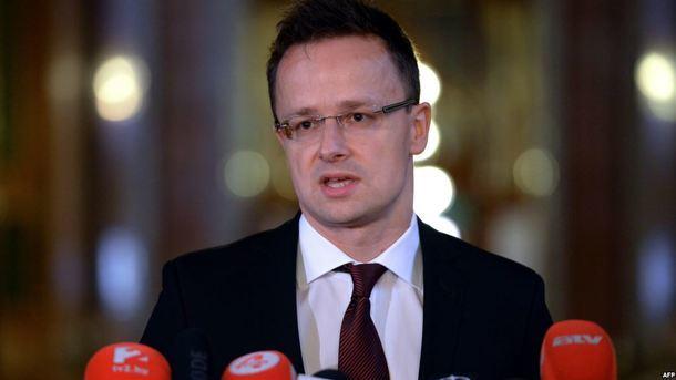 Закон об образовании: глава МИД Венгрии потребует пересмотра Соглашения об ассоциации Украина-ЕС