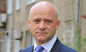 Обыск у мэра Одессы Труханова связан с расследованием фактов злоупотребления служебным положением, — НАБУ