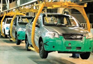 В Украине удвоилось производство автомобилей