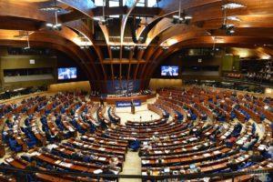 ПАСЕ утвердила резолюцию об отмене политических санкций против России