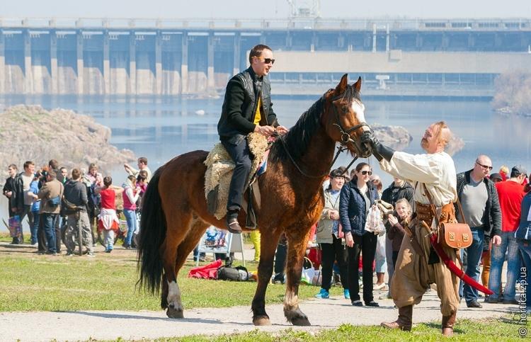 В Запорожье состоится чемпионат по конному спорту