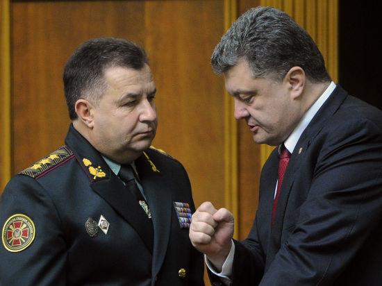 Министерство обороны попросило дополнительно 100 миллионов гривен на охрану складов