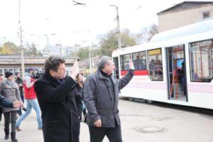 В Запорожье появятся дополнительные автобусы большой вместимости