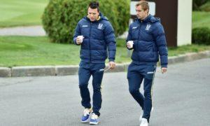 Бутко и Ракицкий не помогут сборной в матчах против Косово и Хорватии