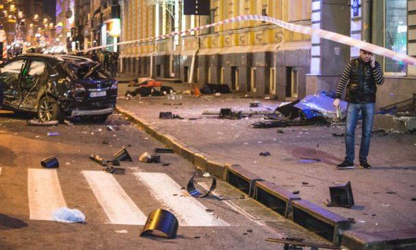103 км/ч. Эксперт рассчитал скорость Lexus в смертельном ДТП в Харькове