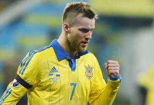 Ярмоленко попал в сборную звезд, которые не поедут на ЧМ-2018