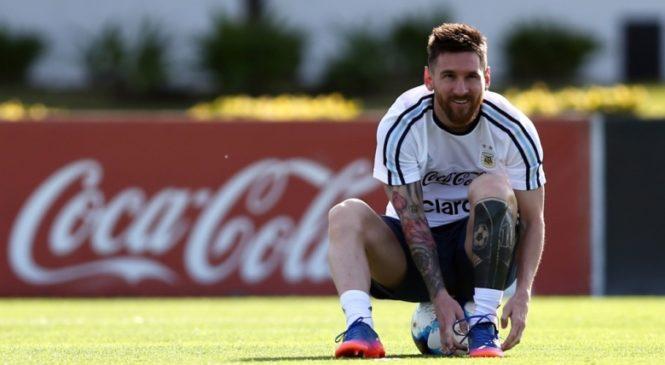 Сборная Аргентины боится ехать на чемпионат мира по футболу в Россию