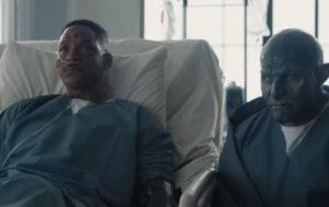 В сети появился трейлер фильма «Яркость» с Уиллом Смитом