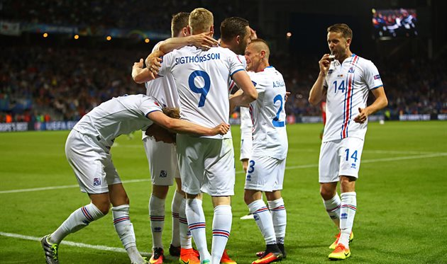 Турция-Исландия 0:3. Островитяне едут на чемпионат мира