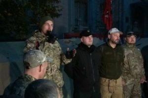 У Президента есть пять дней. Протестующие в Киеве выдвинули свои требования