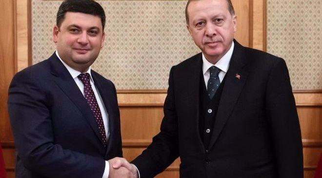 Украина и Турция ускорят введение зоны свободной торговли