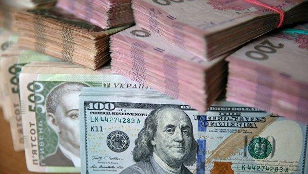 Совокупный госдолг Украины вырос до 77$ млрд.