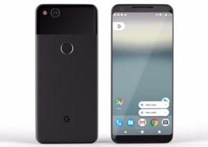 Google представил обновленный флагман Pixel 2