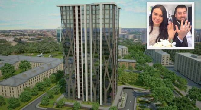 СМИ: Сын Луценко купил квартиру за 6,5 млн гривен