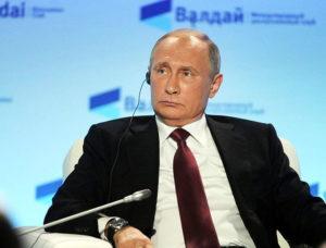 Путин: «Мы любим Украину и украинский народ»