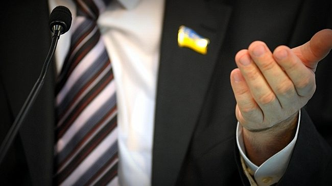 Комитет Рады одобрил лишение нардепов неприкосновенности