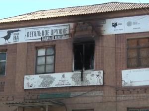 Полиция задержала хозяйку хостела в Запорожье, в котором из-за пожара погибли пять человек