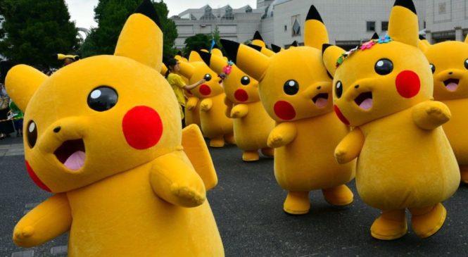 Россия пыталась вмешаться в американскую политику с помощью игры Pokemon Go