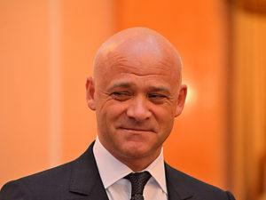 Мэр Одессы Труханов прибыл на допрос в НАБУ
