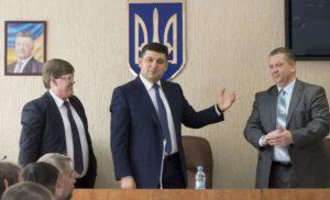 Гуманитарная катастрофа в правительстве Гройсмана. Кто торговал помощью для Украины