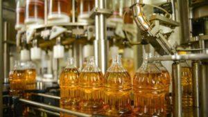 Украина продолжает наращивать экспорт подсолнечного масла