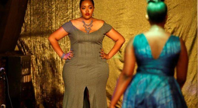 Конкурс красоты среди пышек в Кении