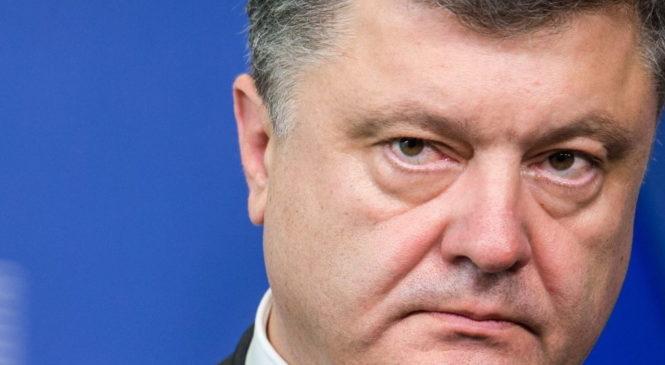 Порошенко потребовал немедленно раскрыть теракт в Киеве