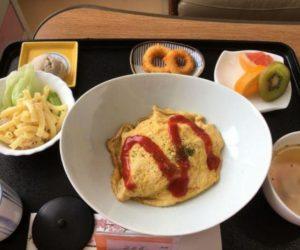 Как кормят в японских больницах