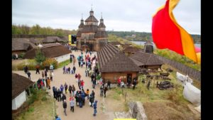 В Запорожье  прошел фестиваль «Покрова на Хортице»