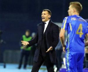 ФФУ пообещала игрокам сборной Украины денежное вознаграждение за победу над Хорватией
